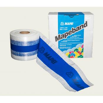 Лента гидроизоляционная Mapeband производства Mapei 12см х 50м