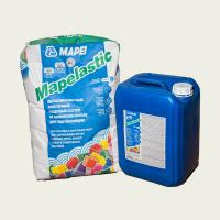 Mapei Mapelastic гидроизоляция двухкомпонентная комплект 32 кг