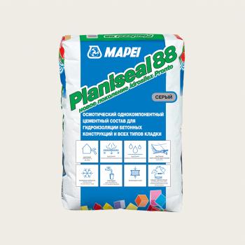 Гидроизоляция Planiseal 88 производства Mapei весом 25 кг