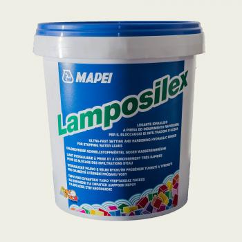 Гидропломба Lamposilex производства Mapei весом 5 кг