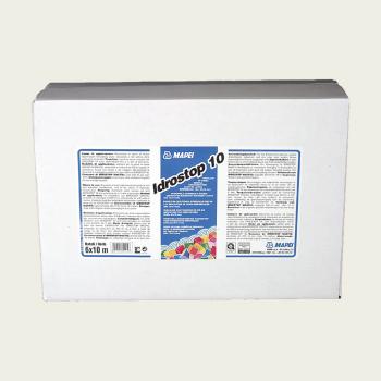 Idrostop 10 гидрофильный эластичный шнур производства Mapei (20х10 мм) 6 рулонов по 10 м