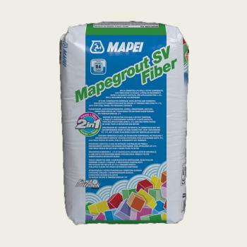 Mapegrout SV-R Fiber ремонтный состав производства Mapei весом 25 кг