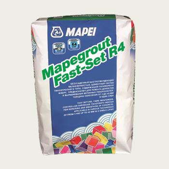 Mapegrout FAST-SET R4 ремонтный состав производства Mapei весом 25 кг