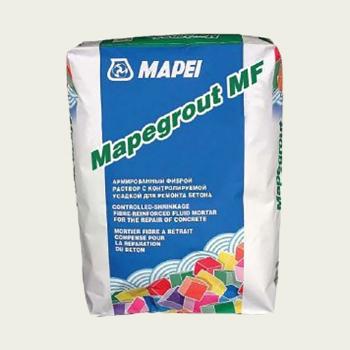 Mapegrout MF ремонтный состав производства Mapei весом 25 кг