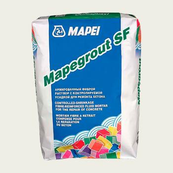 Mapegrout SF ремонтный состав производства Mapei весом 25 кг
