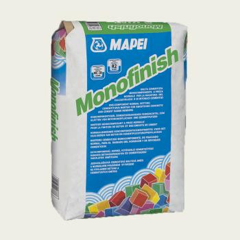 Monofinish ремонтный состав производства Mapei весом 22 кг