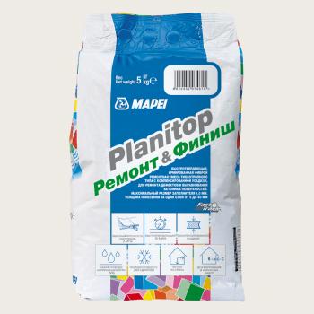 Planitop ремонт и финиш ремонтный состав производства Mapei весом 5 кг