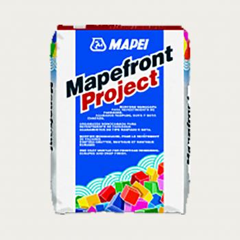 Mapefront Project декоративная штукатурка производства Mapei весом 25 кг