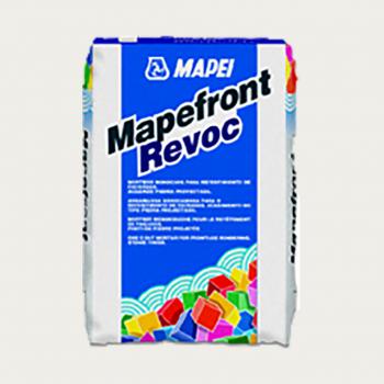Mapefront Revoc декоративная штукатурка производства Mapei весом 25 кг