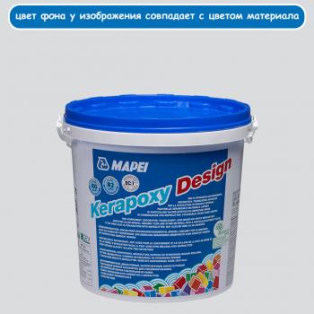 Kerapoxy Design 110 манхеттен 2000 эпоксидная затирка производства Mapei весом 3 кг