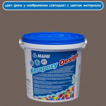 Kerapoxy Design 136 гончарная глина эпоксидная затирка производства Mapei весом 3 кг