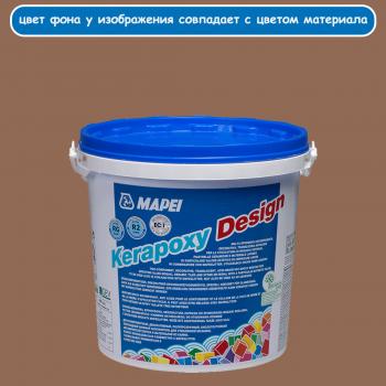 Kerapoxy Design 152 лакрица эпоксидная затирка производства Mapei весом 3 кг
