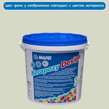 Kerapoxy Design 700 прозрачный эпоксидная затирка производства Mapei весом 3 кг