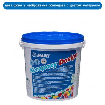 Kerapoxy Design 799 белый эпоксидная затирка производства Mapei весом 3 кг