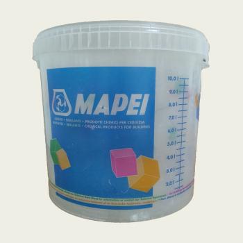 Ведро пластиковое мерное производства Mapei объемом 10 литров