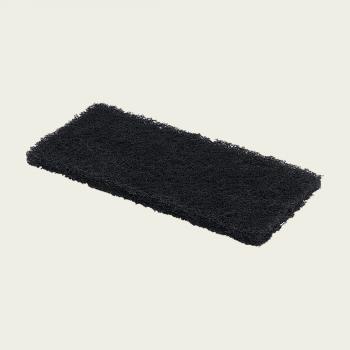 Сменная губка для затирания швов грубая чёрная производства Mapei