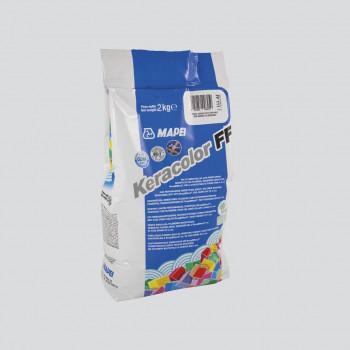 Затирка Keracolor FF 110 цвет манхеттен производства Mapei весом 2 кг