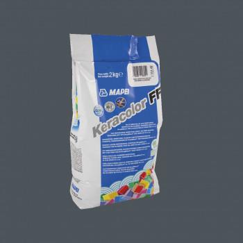 Затирка Keracolor FF 114 цвет антрацит производства Mapei весом 2 кг