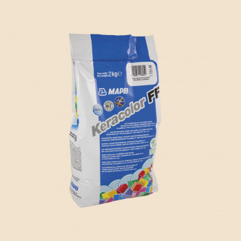 Затирка Keracolor FF 130 цвет жасмин производства Mapei весом 2 кг