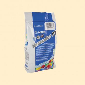 Затирка Keracolor FF 131 цвет ваниль производства Mapei весом 2 кг