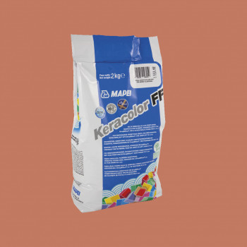 Затирка Keracolor FF 145 цвет охра производства Mapei весом 2 кг