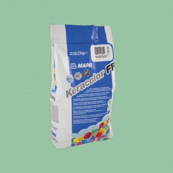 Затирка Keracolor FF 181 цвет нефрит производства Mapei весом 2 кг