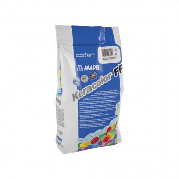 Затирка Keracolor FF 100 цвет белый производства Mapei весом 5 кг
