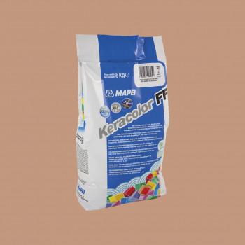 Затирка Keracolor FF 141 цвет карамель производства Mapei весом 5 кг