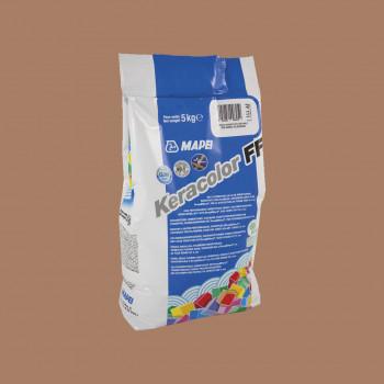 Затирка Keracolor FF 142 цвет коричневый производства Mapei весом 5 кг