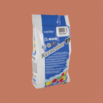 Затирка Keracolor FF 145 цвет охра производства Mapei весом 5 кг