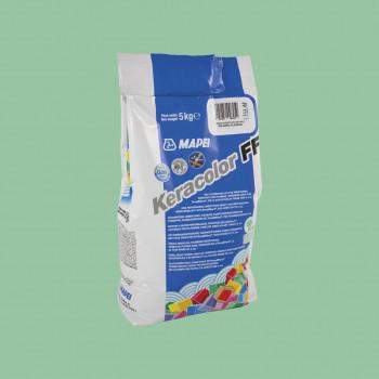 Затирка Keracolor FF 181 цвет нефрит производства Mapei весом 5 кг