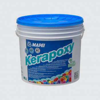 Kerapoxy 111 цвет серебристо-серый эпоксидная затирка производства Mapei весом 10 кг