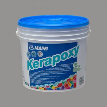 Kerapoxy 112 цвет серый эпоксидная затирка производства Mapei весом 5 кг