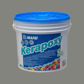 Kerapoxy 113 цвет темно-серый эпоксидная затирка производства Mapei весом 5 кг