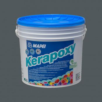 Kerapoxy 114 цвет антрацит эпоксидная затирка производства Mapei весом 2 кг