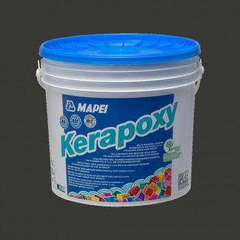 Kerapoxy 120 цвет черный эпоксидная затирка производства Mapei весом 5 кг