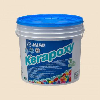 Kerapoxy 130 цвет жасмин эпоксидная затирка производства Mapei весом 2 кг
