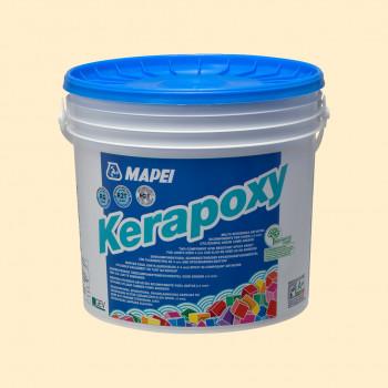 Kerapoxy 131 цвет ваниль эпоксидная затирка производства Mapei весом 10 кг