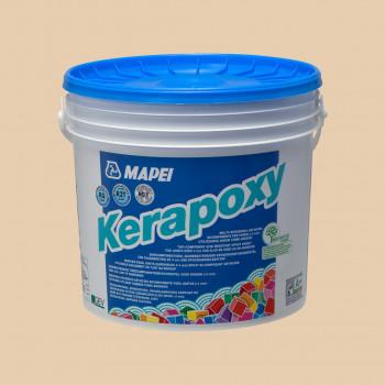 Kerapoxy 132 цвет бежевый-2000 эпоксидная затирка производства Mapei весом 2 кг