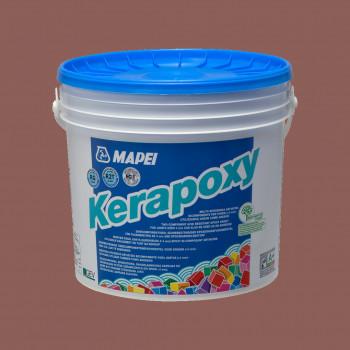 Kerapoxy 143 цвет терракотовый эпоксидная затирка производства Mapei весом 5 кг
