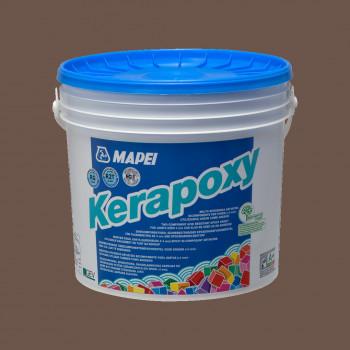 Kerapoxy 144 цвет шоколад эпоксидная затирка производства Mapei весом 2 кг