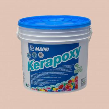 Kerapoxy 160 цвет магнолия эпоксидная затирка производства Mapei весом 10 кг