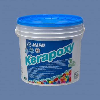 Kerapoxy 172 цвет небесно-голубая эпоксидная затирка производства Mapei весом 10 кг