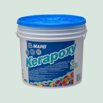 Kerapoxy 180 цвет мята эпоксидная затирка производства Mapei весом 10 кг