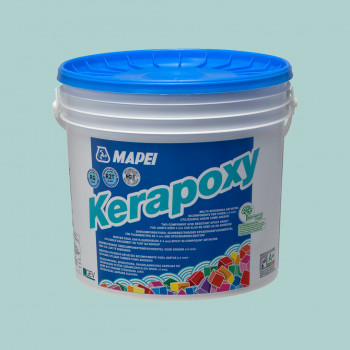 Kerapoxy 182 цвет турмалин эпоксидная затирка производства Mapei весом 10 кг