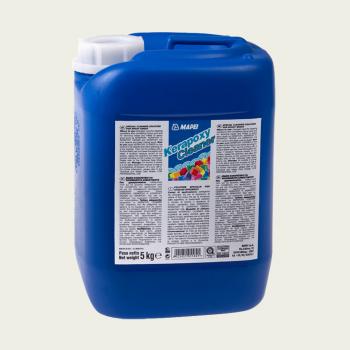 Kerapoxy Cleaner очиститель эпоксидных следов производства Mapei весом 5 кг