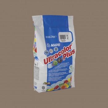 Затирка Ultracolor Plus 134 цвет шелк производства Mapei весом 2 кг