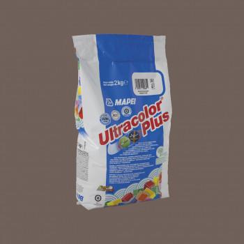 Затирка Ultracolor Plus 136 цвет гончарная глина производства Mapei весом 2 кг