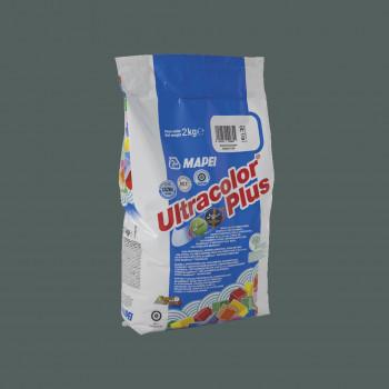 Затирка Ultracolor Plus 174 цвет торнадо производства Mapei весом 2 кг