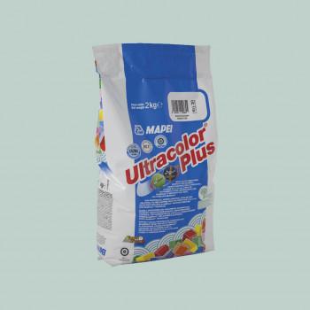 Затирка Ultracolor Plus 180 цвет мята производства Mapei весом 2 кг